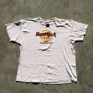 Vintage Hard Rock Cafè Hollywood Tee 1995'